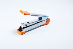 Yellow max stapler Royalty Free Stock Photography