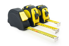 Measure tapes Royalty Free Stock Image
