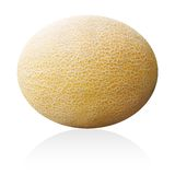 Yellow melon. Royalty Free Stock Image