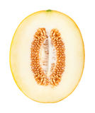Yellow melon Royalty Free Stock Photos