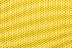 Yellow mesh  for background Stock Photo