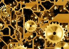 Yellow, Metal, Design, Pattern Royalty Free Stock Photography
