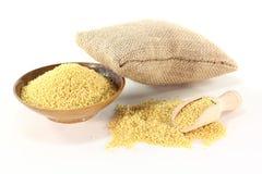 Yellow Millet Royalty Free Stock Photos