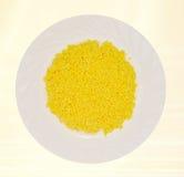 Yellow millet Stock Photos