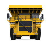 Yellow Mining Truck Stock Images