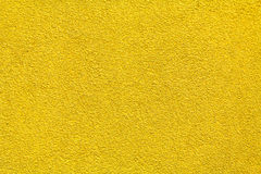 Yellow mortar texture Royalty Free Stock Image