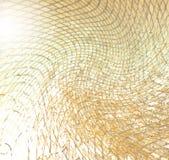 Yellow mosaic01 Stock Photography