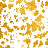 Yellow Moss Rust Royalty Free Stock Photography