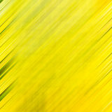 Yellow moved background Stock Photos