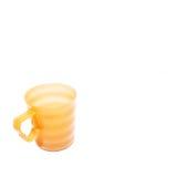 Yellow Mug Royalty Free Stock Photo
