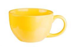 Free Yellow Mug Royalty Free Stock Image - 34162316
