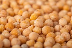 Yellow mustard seeds for backgrounds or textures, healthy food.  royalty free stock photos