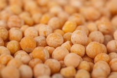 Yellow mustard seeds for backgrounds or textures, healthy food.  royalty free stock images