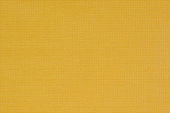 Yellow natural cloth. Texture for the background Royalty Free Stock Photography