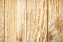 Yellow natural wood wall texture background Stock Photo