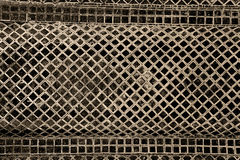 Yellow net pattern,Abstract background Royalty Free Stock Image
