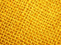 Yellow Netting Pattern Background Stock Images