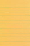Yellow notebook texture or background Stock Photos