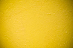 Yellow Number 1 Royalty Free Stock Photos