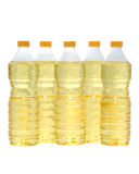 Yellow oil Stock Image