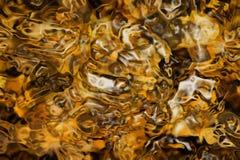Yellow oil Stock Photos