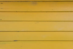 Yellow Old wood  textured. Old wood  textured for background Royalty Free Stock Photos