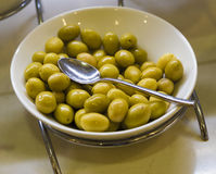 Yellow Olives Stock Images