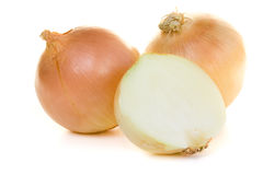 Yellow onion Royalty Free Stock Photo