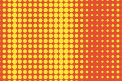 Yellow-orange ημίτονο σχέδιο λαϊκό ύφος τέχνης Ψηφιακή κλίση επίσης corel σύρετε το διάνυσμα απεικόνισης διανυσματική απεικόνιση
