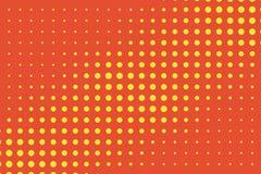 Yellow-orange ημίτονο σχέδιο λαϊκό ύφος τέχνης Ψηφιακή κλίση επίσης corel σύρετε το διάνυσμα απεικόνισης ελεύθερη απεικόνιση δικαιώματος