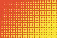 Yellow-orange ημίτονο σχέδιο λαϊκό ύφος τέχνης Ψηφιακή κλίση επίσης corel σύρετε το διάνυσμα απεικόνισης απεικόνιση αποθεμάτων