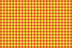 Yellow-orange ημίτονο σχέδιο λαϊκό ύφος τέχνης Ψηφιακή κλίση επίσης corel σύρετε το διάνυσμα απεικόνισης Στοκ εικόνες με δικαίωμα ελεύθερης χρήσης