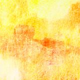 Watercolor background with texture Stock Image