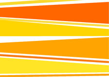 Yellow and orange background Royalty Free Stock Images