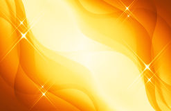 Yellow and orange background Royalty Free Stock Image