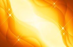 Yellow and orange background Royalty Free Stock Image