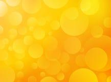 Yellow orange background Stock Images
