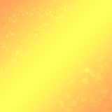 Yellow-orange background Stock Photography