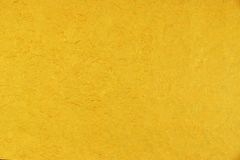 Yellow Orange Gold Amber Citrine Color Mulberry Handmade Paper B Stock Photography