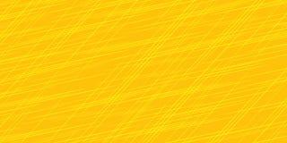 Yellow orange grunge scratched background royalty free illustration