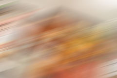 Yellow,orange, red and white tone motion blur background Royalty Free Stock Photos