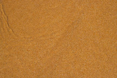 Yellow orange sand texture Royalty Free Stock Photography