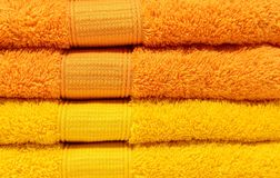 Yellow, Orange, Textile, Material Royalty Free Stock Photography