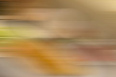 Yellow,orange,white and green tone motion blur background Stock Photography