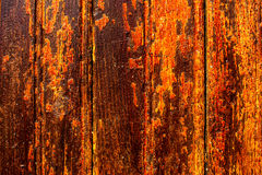 Yellow Orange wood Texture Stock Photo