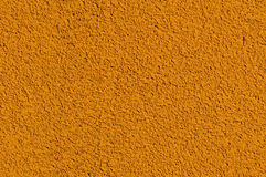Yellow Painted Asphalt Texture Royalty Free Stock Images