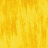 Yellow painted bokeh background Stock Images