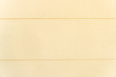 Yellow painted with horizontal lines background Royalty Free Stock Photo