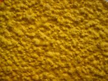 yellow-painted-wall Royalty Free Stock Images