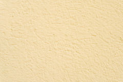 Yellow painted wall background Royalty Free Stock Photography